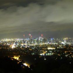 ブリスベンの夜景スポット!マウントクーサの紹介